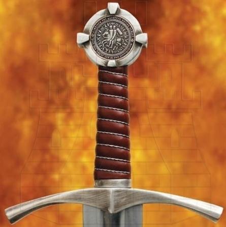 Espada del Caballero Templario Accolade