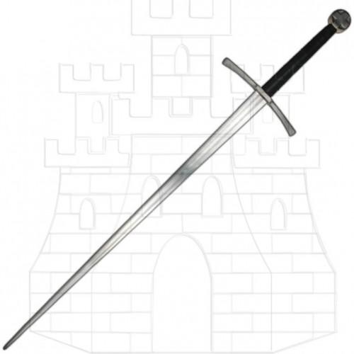 Espada templaria mano y media - Espadas Templarias de Combate