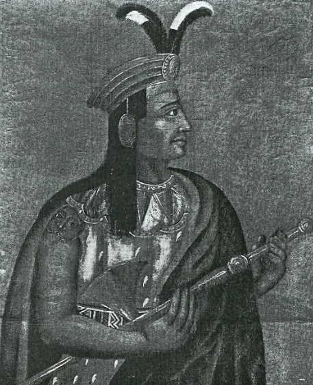Atahualpa Yupanqui - Espada Francisco Pizarro