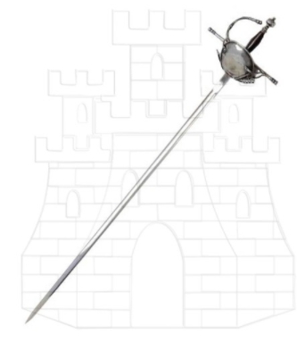 Espada Cazoleta artesanal - Espada Cazoleta Artesanal