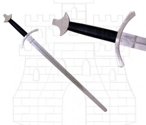 Espada Frankish larga - Espada Bosworth larga de combate