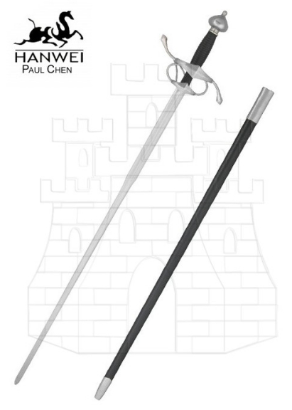 Espada Renacimiento para prácticas - Espada Renacimiento para prácticas