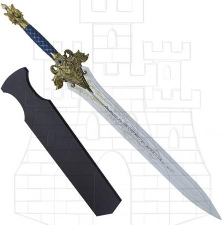 Espada Rey King Llane de Warcraft 115 cms. 447x450 - Espada Rey King Llane de Warcraft 115 cms.