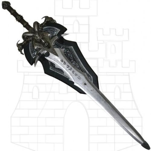 Espada Rey Lich King 120 cms.