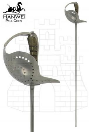 Sable Pecoraro cazoleta 304x450 - Sable Pecoraro cazoleta