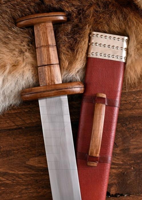Espada romana sajona Feltwell - La Spatha Romana