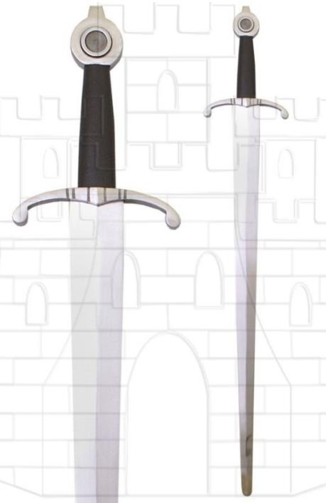 Espada Enrique V de Inglaterra - Espada de Henry V Funcional