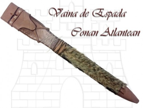 Vaina para Espada Atlantean Conan - Vainas para las Espadas de Conan