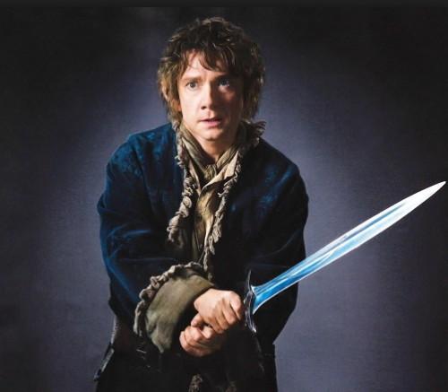 Bilbo Bolson - Espada Dardo de Bilbo Baggin