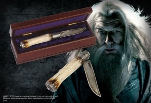 Cuchillo de Dumbledore Harry Potter - Espada Godric Gryffindor, Harry Potter