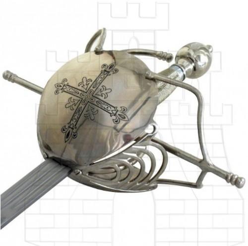 ESPADA DE LOS MOSQUETEROS FUNCIONAL - Espada de Los Mosqueteros