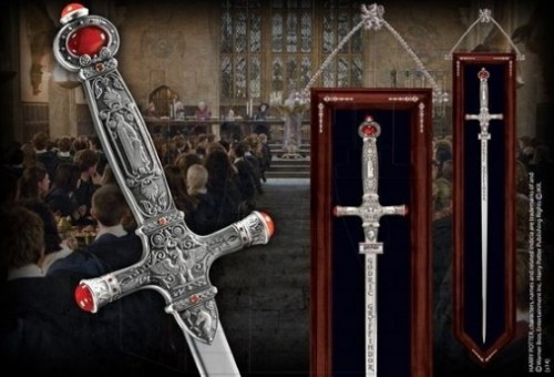 Espada Godric Gryffindor de Harry Potter - Espada Godric Gryffindor, Harry Potter