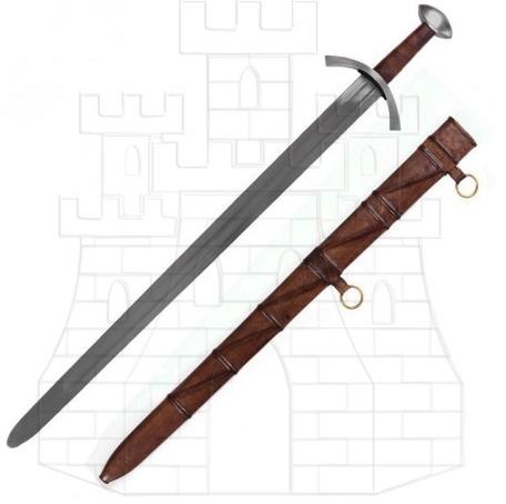 Espada Medieval Maurice - Espada Medieval Funcional Maurice