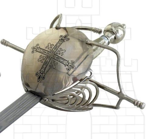 Espada Mosqueteros funcional - Espada Mosqueteros funcional