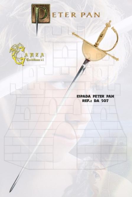 Espada Peter Pan 3 - Espada de Peter Pan