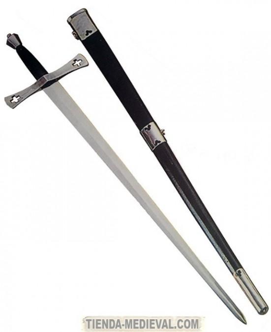 Espada Shrewsbury con vaina 574x675 - Espada Shrewsbury con vaina
