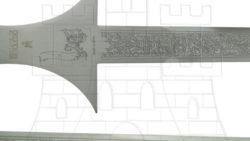 Espada de batalla de Jaime I 250x141 - Espada de batalla de Jaime I