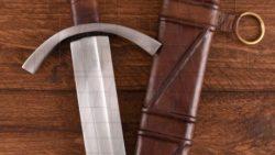 Espada medieval funcional Maurice siglo XIII 250x141 - Espada medieval funcional Maurice, siglo XIII
