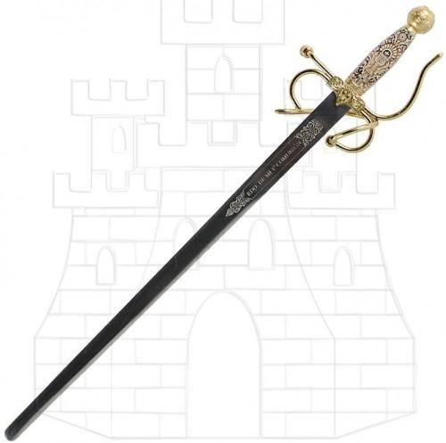 Espada Colada Comunión - Las Espadas del Cid Campeador usadas en Bodas y Comuniones