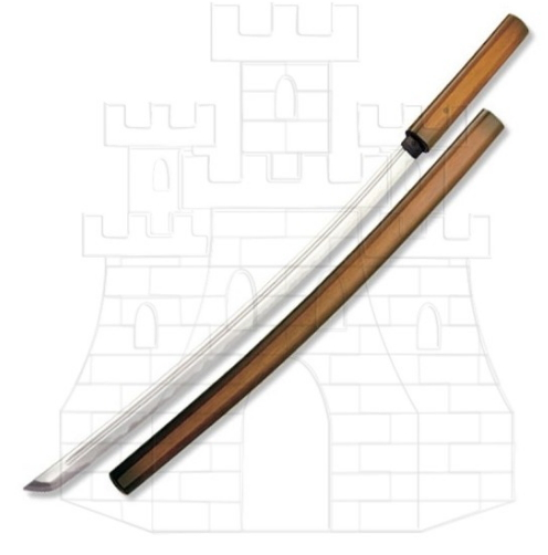 Shirasaya Katana madera oscura - Las Shirasayas japonesas