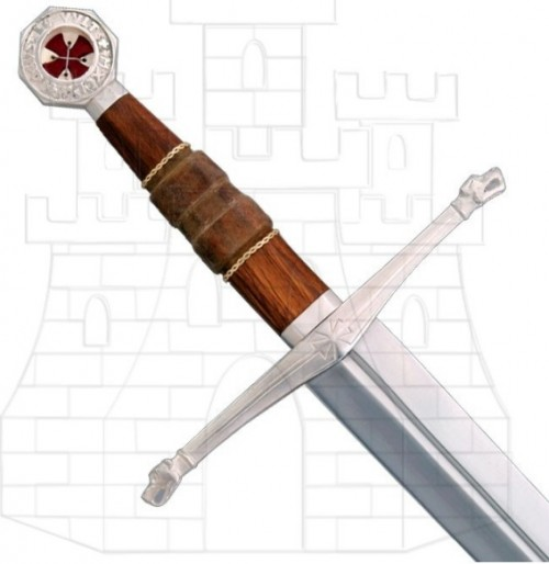 ESPADA REINO DE LOS CIELOS - Espada funcional del Reino de los Cielos