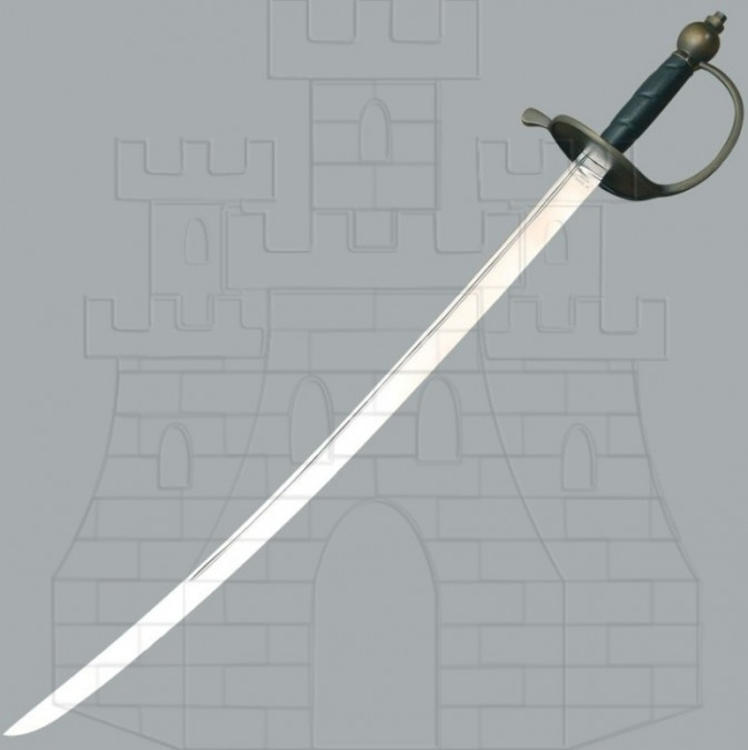 Espada Capitán Pirata 772x675 - Espada Capitán Pirata