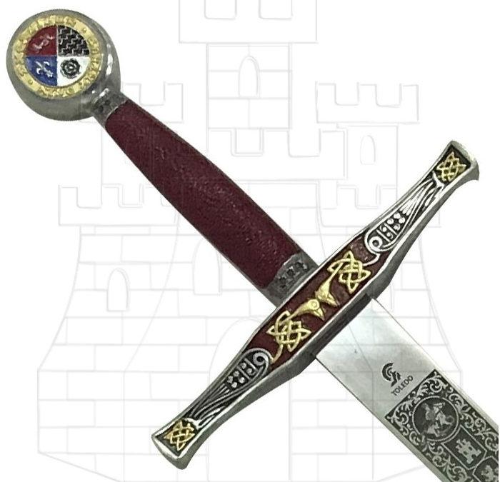 Espada Excalibur decorada 700x675 - Espada Excalibur decorada