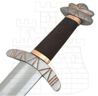 Espada Vikinga Sticklestad funcional - Espada Vikinga Sticklestad funcional