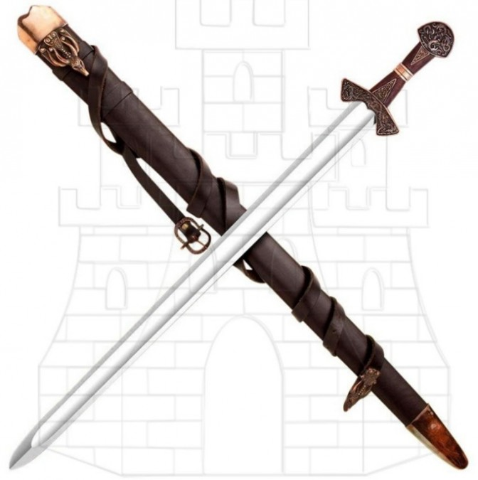 Espada vikinga Suontaka con vaina 683x675 - Espada vikinga Suontaka con vaina
