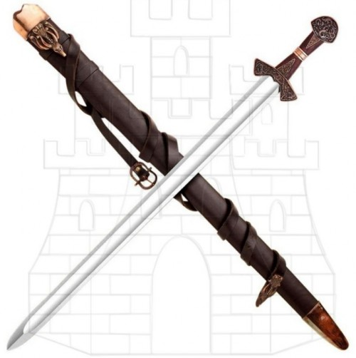 Espada vikinga Suontaka con vaina - Espada Vikinga Suontaka