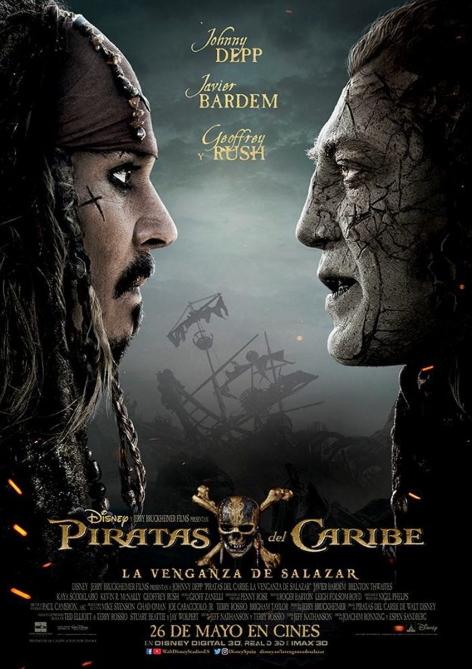 Piratas del Caribe 5 La venganza de Salazar - Piratas del Caribe 5 La venganza de Salazar