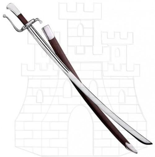 Sable de caza alemán con vaina - Espadas y Sables Windlass SteelCrafts