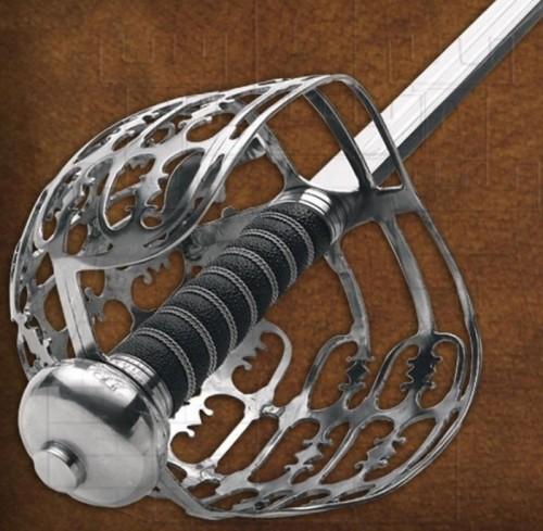 Espada escocesa Eglinton cesta - Espada Escocesa Eglinton