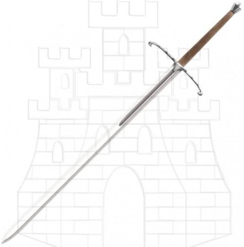 Mandoble Héroe de Guerra - Espada Montante Lowlander Renacentista