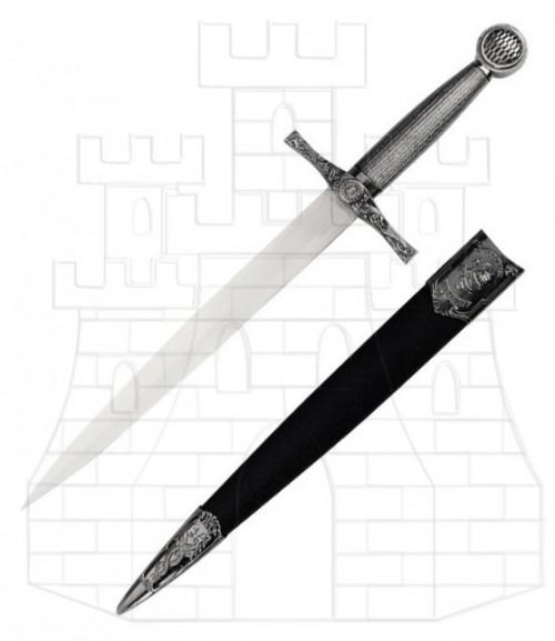 Daga Excálibur con vaina - Dagas y Espadas Excalibur