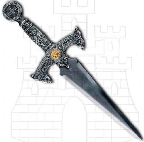 Daga Templaria - Daga de los Templarios