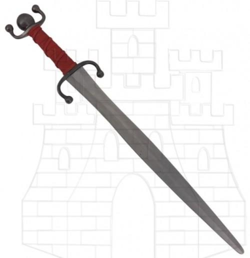 Espada Celta Funcional - Las antenas de las espadas celtas