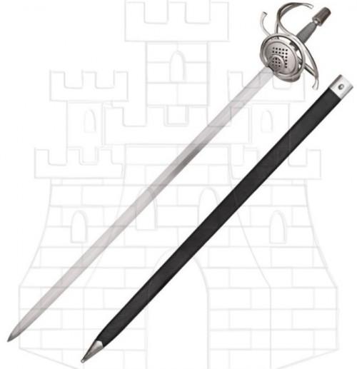 Espada Rapiera Pappenheimer - Daga Medici Renacentista