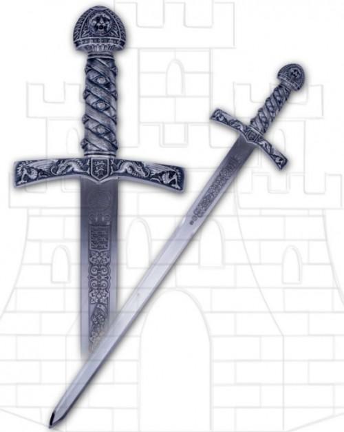Espada Ricardo Corazón - Dagas y Espadas Ricardo I Corazón de León
