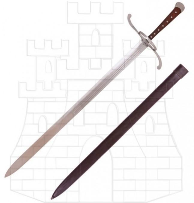 Espada medieval alemana año 1510 679x675 - Espada medieval alemana, año 1510