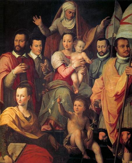 Familia Medici - Daga Medici Renacentista