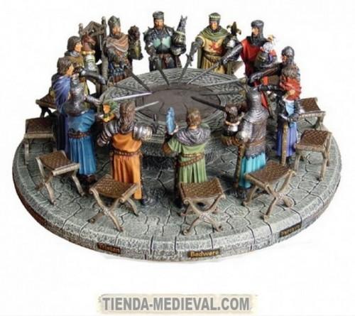 Caballeros de la mesa redonda - Espada Lancelot