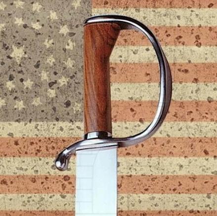 Cuchillo Bowie USA funcional 2 - Cuchillo Bowie funcional