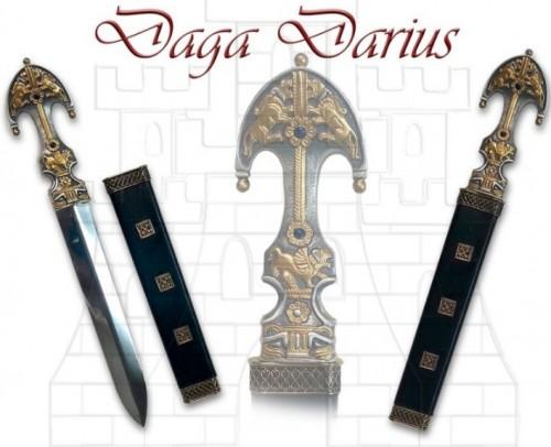 Daga Darius - Espada y Escudo Calisto, película 300