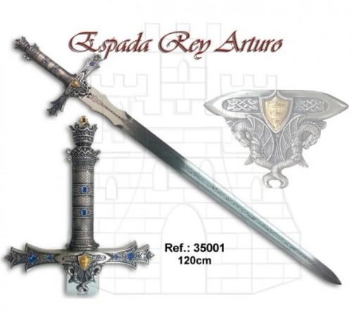 Espada Rey Arturo - Espadas Alejandro Magno