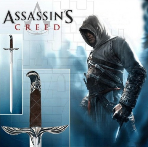 Espada de Assasins Creed - Espada Assasins Creed