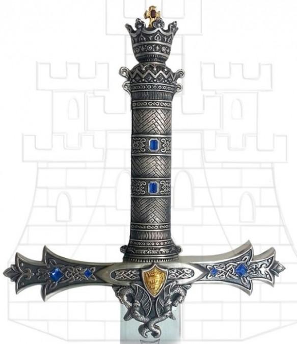 Espada del Rey Arturo 601x675 - Espada del Rey Arturo