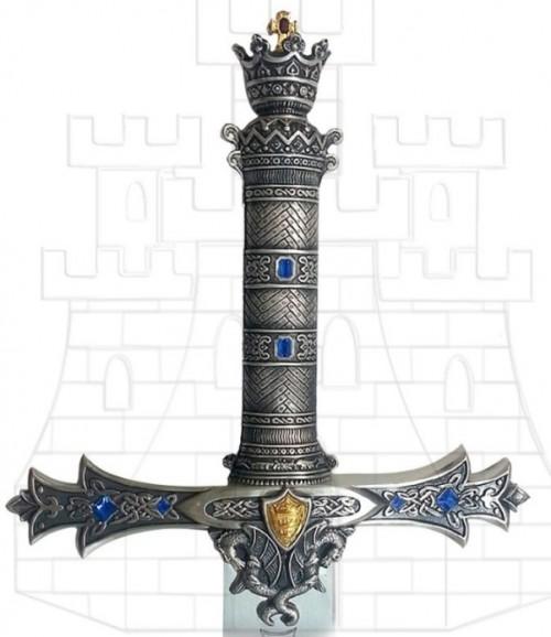 Espada del Rey Arturo - Las espadas más famosas del cine