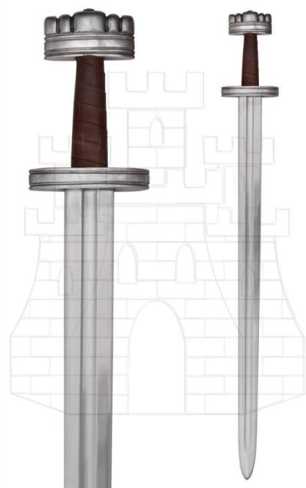Espada Vikinga Hedmark funcional - Espada Vikinga Hedmark para prácticas