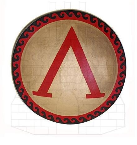 Escudo Hoplita - Escudo Hoplita